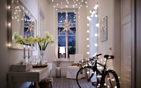 6 простых способов подготовить дом к Новому году