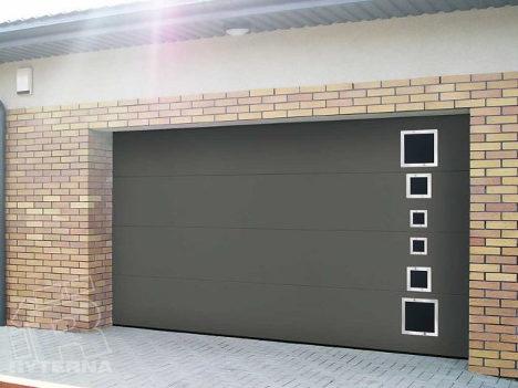 Преимущества гаражных ворот от компании «Ryterna»
