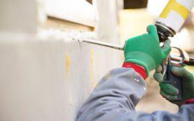 Как удалить монтажную пену с различных поверхностей