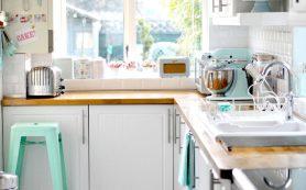 Лучшие решения для интерьера маленькой кухни