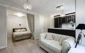 Как разделить маленькую квартиру на зоны?