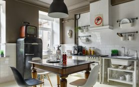 Планировать ли кухню по «рабочему треугольнику»?