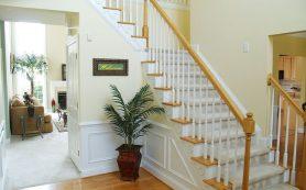 Делаем деревянные перила для лестницы своими руками