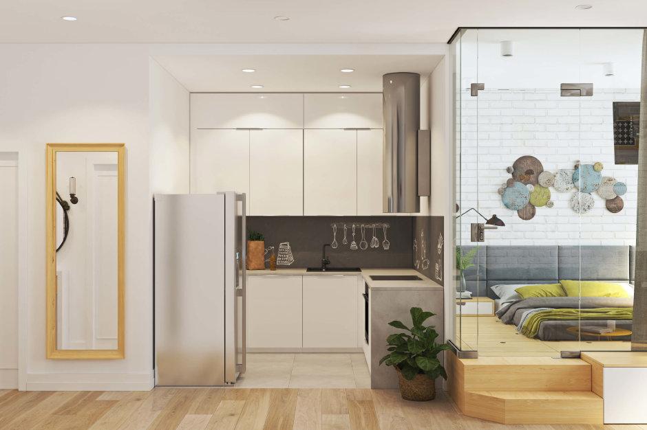 Как обустроить самое маленькое жилье