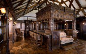 Как сделать интерьер готическим