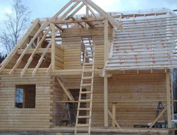 Ошибки при строительстве дома из бруса — на что обратить внимание
