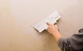 Хорошо забытое старое — шпатлюем глиняные стены