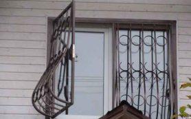 Способы защиты окна