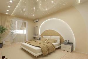 Как изготавливают натяжные потолки