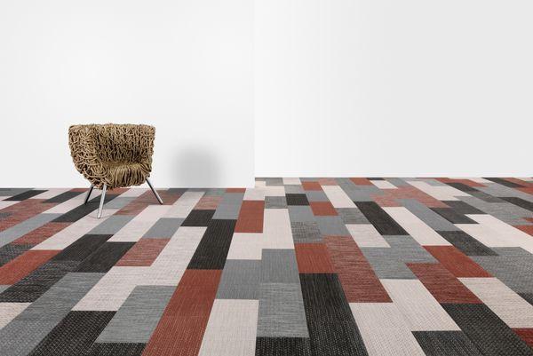 Виниловая плитка — это дизайн, практичность, удобная цена