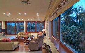 Окна с подогревом: оригинальный способ сохранить тепло