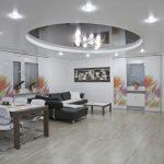 Натяжной потолок - чисто, быстро и удобно