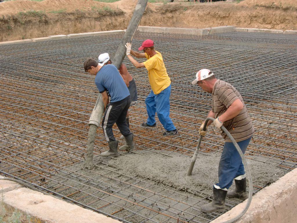 Меры безопасности при выполнении строительных работ
