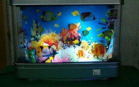 Выбираем аквариум — настоящий или искусственный?
