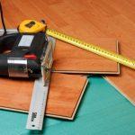 Напольное покрытие из ламината: монтаж и уход