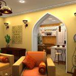 Дизайн: Семь идей для гостиной в восточном стиле