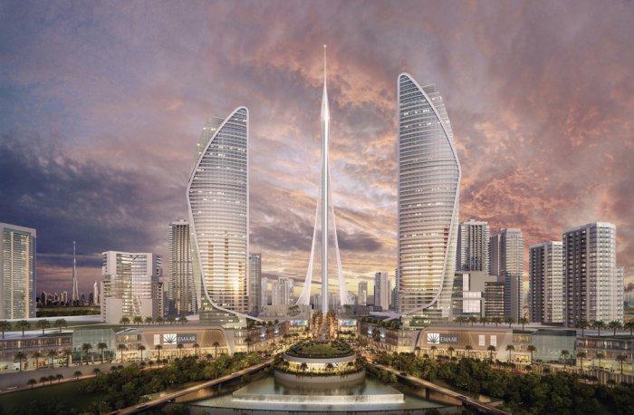Dubai Creek Tower – самая высокая башня в мире