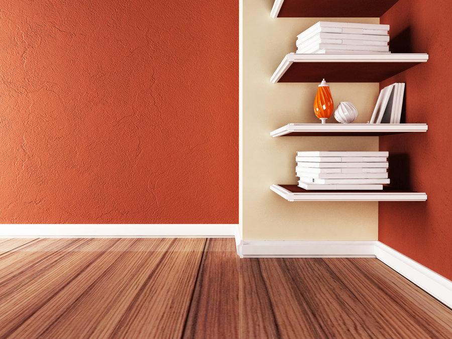 Как оформить углы в квартире: 15 идей