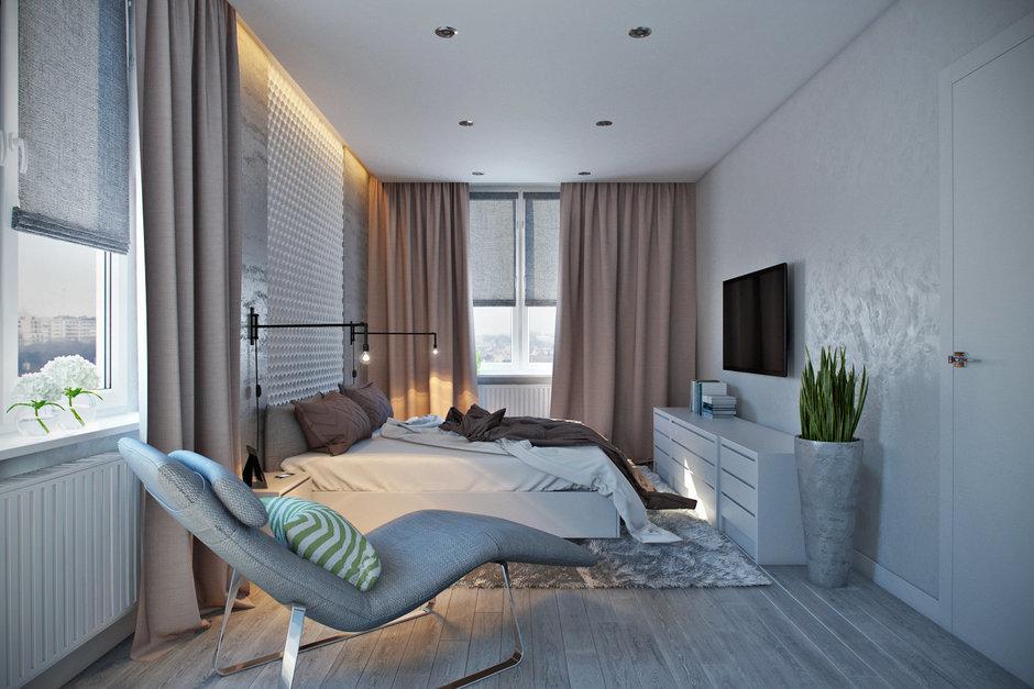 Что делать, если в квартире низкий потолок: 8 простых идей