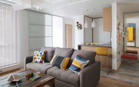Как обустроить квартиру-студию: 10 примеров