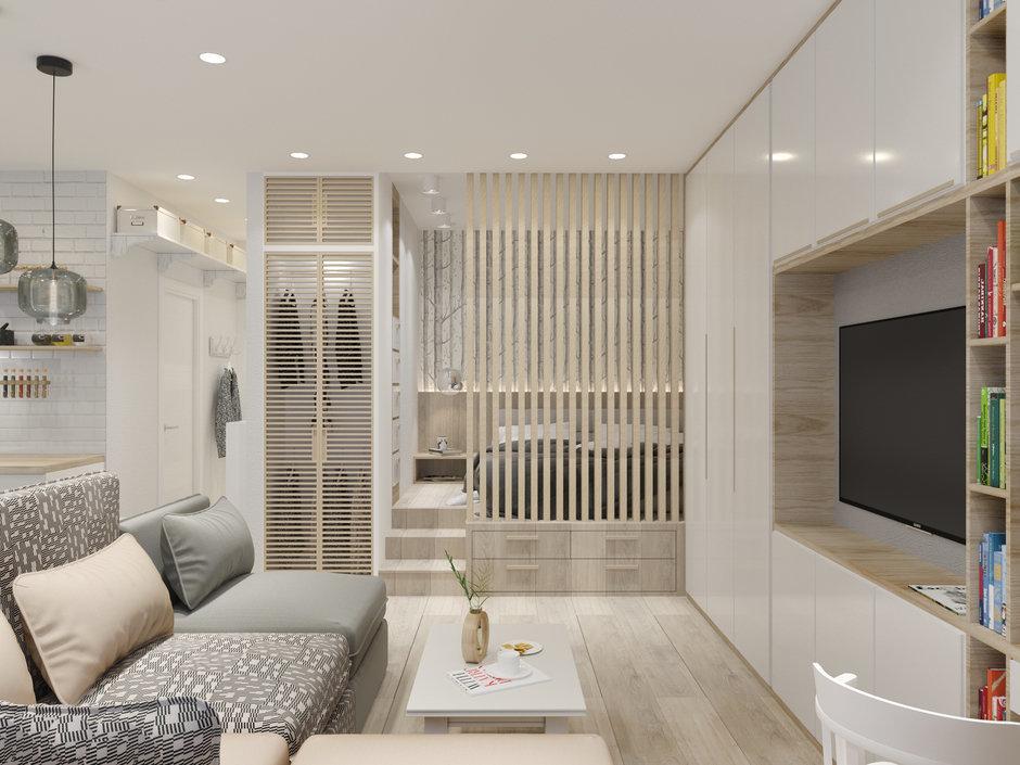 Рецепт удачного и недорогого ремонта в типовой квартире