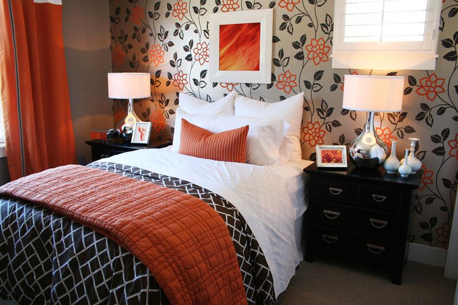 Как правильно разместить вещи в маленькой спальне