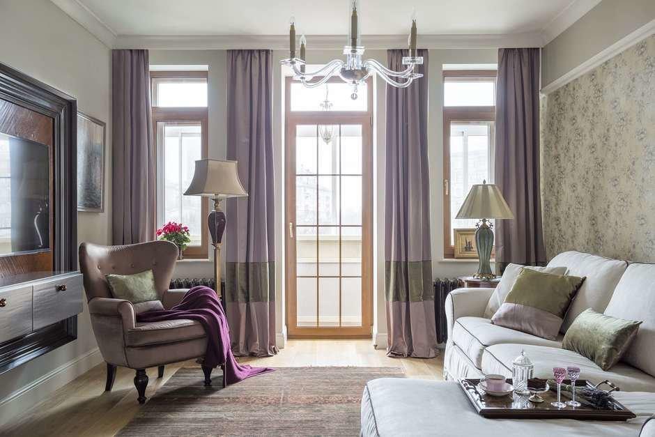 Как изменить вид квартиры при помощи света