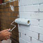 Как покрасить кирпичную кладку: 9 тонкостей