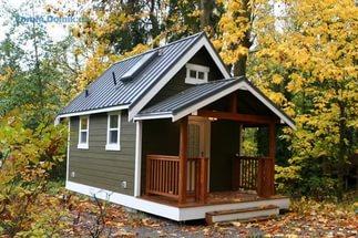 Как обустроить маленький домик: 10 классных идей