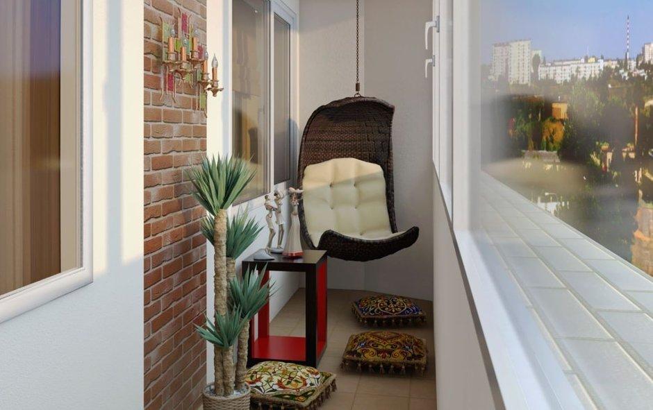 Балкон мечты: идеи обустройства и оформления