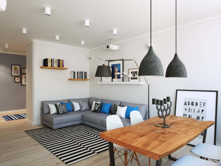 Новые тренды: как сделать обычную квартиру ярче