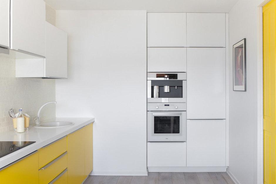 Как разместить технику на маленькой кухне: 6 советов
