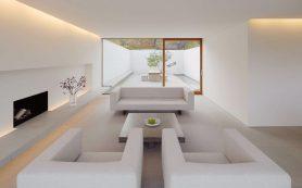 Как оформить интерьер в стиле минимализм
