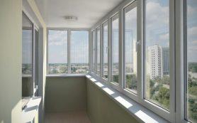 Какой вид остекления балкона лучше выбрать