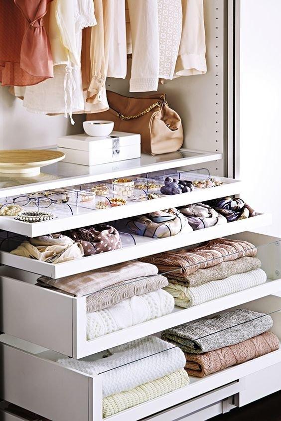 5 распространенных ошибок в хранении одежды