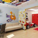 Общие понятия о ремонте детской комнаты