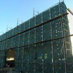 Фасадные системы вентилируемого типа