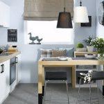 Маленькая кухня. Дизайн интерьера маленькой кухни