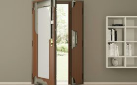 Виды и конструкции входных дверей