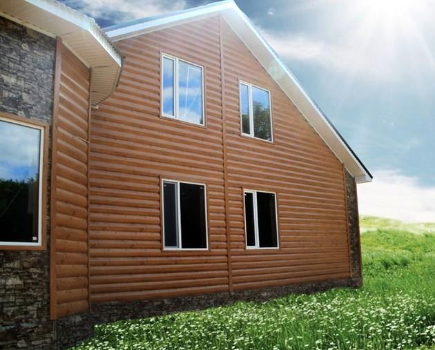 Сайдинг и профнастил – высокая скорость строительства без ущерба качеству