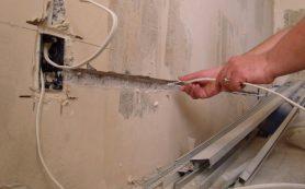 Ремонт и замена электропроводки в новом доме
