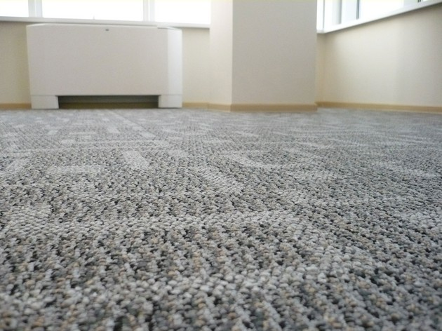 Технология правильной укладки коврового покрытия