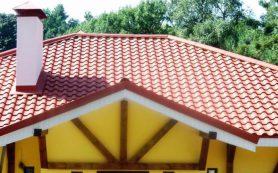 Строение крыши: выбор материала