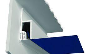 Какие бывают способы монтажа натяжных потолков