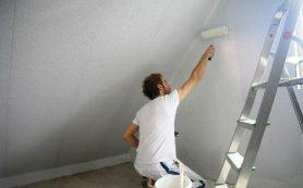 Почему нужно грунтовать стены под обои?