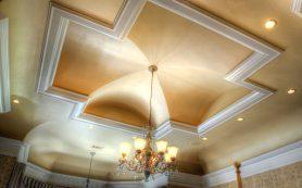 Легко ли смонтировать потолок из гипсокартона самостоятельно?