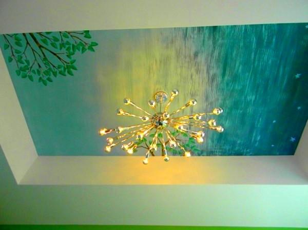 Бюджетная отделка помещения с помощью краски