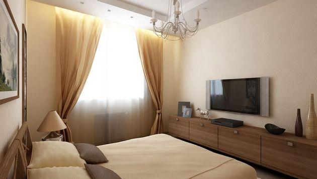 Дизайн интерьера спальни. Фото, советы, стили