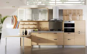 Создание и реализация кухонного интерьера
