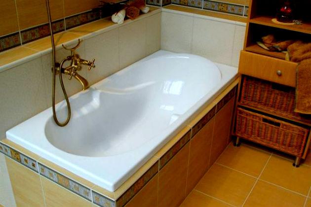 Ванна, место – бодрого утра и спокойной ночи